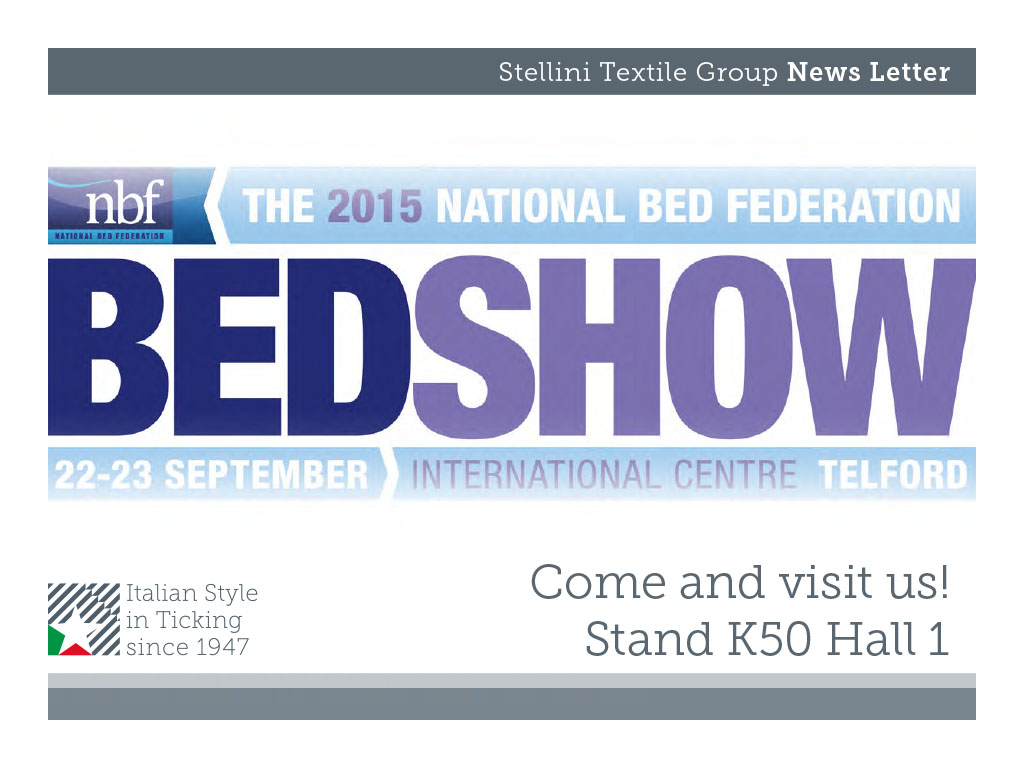 THE NBF BED SHOW 2015